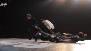 Breakdance-Battle des Tages | Awesome | Was is hier eigentlich los? | wihel.de
