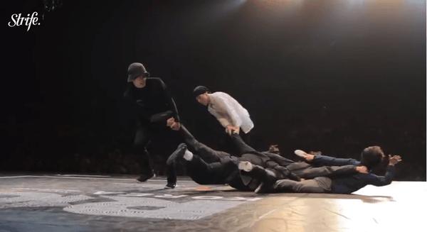Breakdance-Battle des Tages | Awesome | Was is hier eigentlich los? | wihel.de