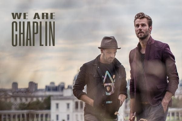 CHAPLIN - Electro-Pop Süd-London