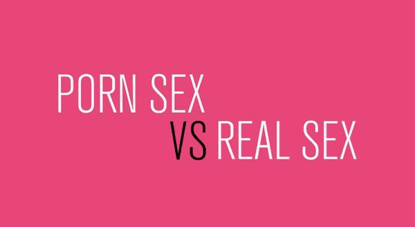 Der Unterschied zwischen Pornos und