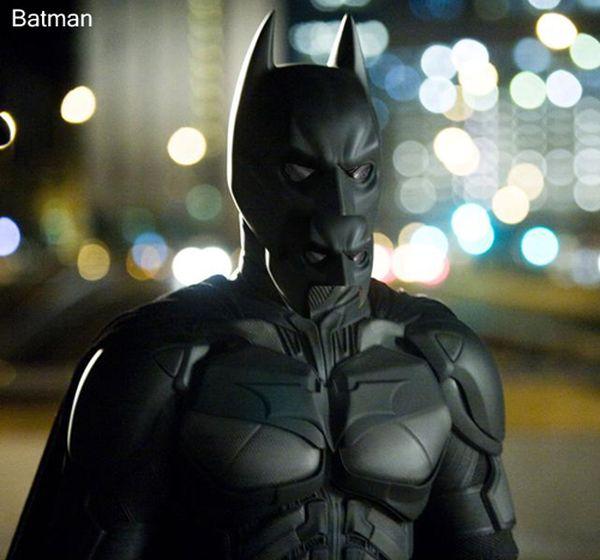 Die besseren Schauspieler für Batman