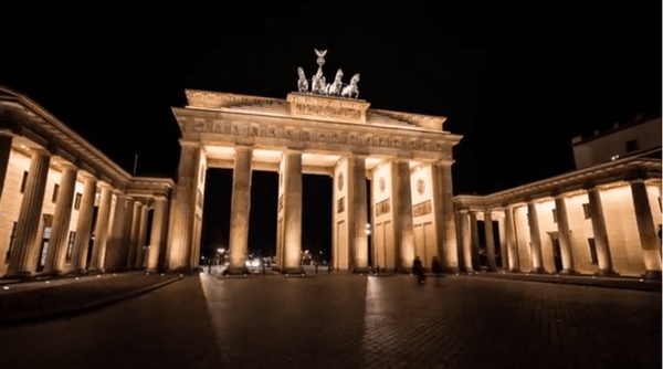 Timelapse: Nightvision - Timelapse Of Famous European Buildings