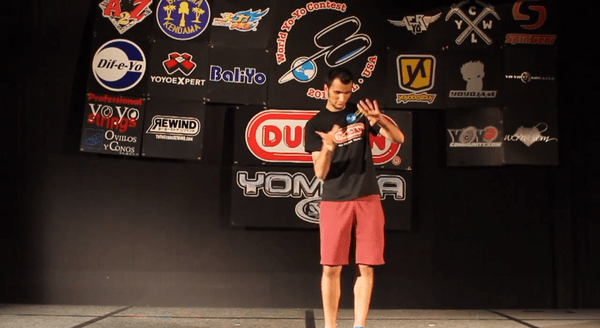 World Yo-Yo Champion 2013