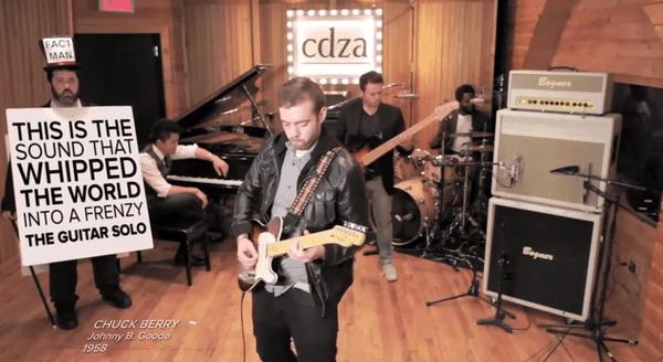 28 bekannte Gitarrensolos | Awesome | Was is hier eigentlich los? | wihel.de