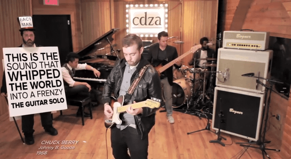 28 bekannte Gitarrensolos | Awesome | Was is hier eigentlich los?