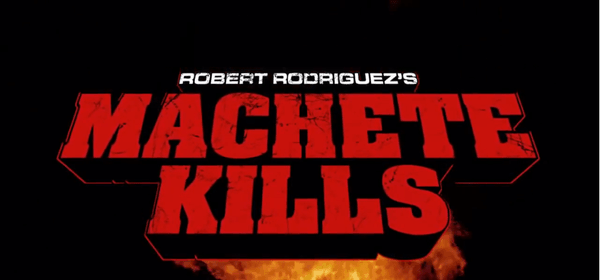 3. Trailer: Machete Kills