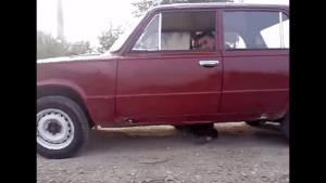 Die echten Flinstones - natürlich in Russland | Lustiges | Was is hier eigentlich los?
