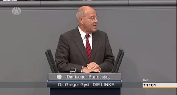 Gregor Gysi zur Lage der Nation | Geschichten aus'm Alltag | Was is hier eigentlich los? | wihel.de