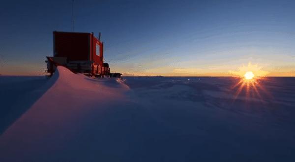 Halley VI Antarctica - Ein Jahr in der Antarktis | Timelapse | Was is hier eigentlich los? | wihel.de