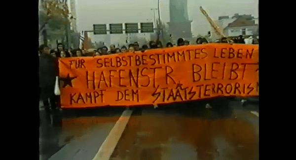 Hamburger Hafenstraße 1986 - 1987 | Was gelernt | Was is hier eigentlich los? | wihel.de