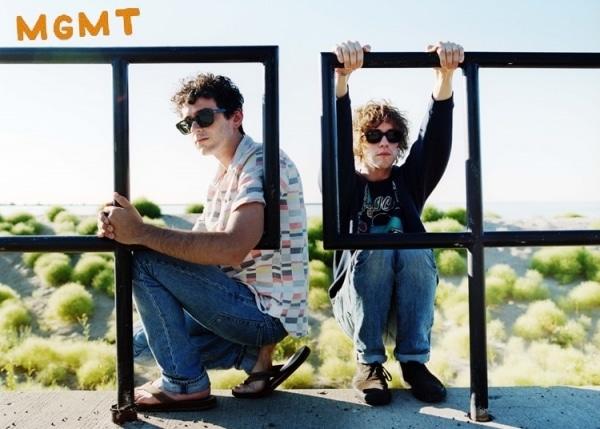 MGMT - Albumrelistening