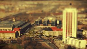 The streets of Leipzig | Timelapse | Was is hier eigentlich los? | wihel.de