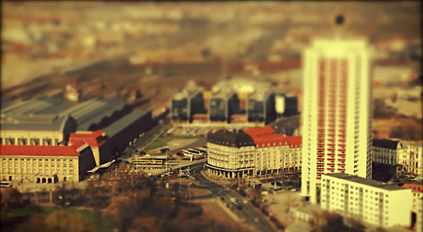 The streets of Leipzig | Timelapse | Was is hier eigentlich los?