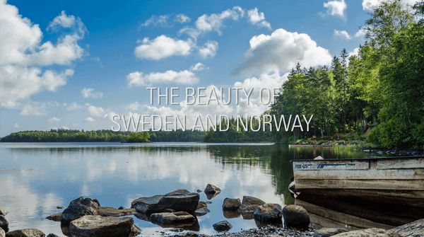 Timelapse: The Beauty of Sweden and Norway