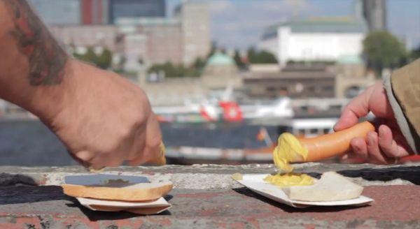 Das 3. Hamburger Bockwursttreffen