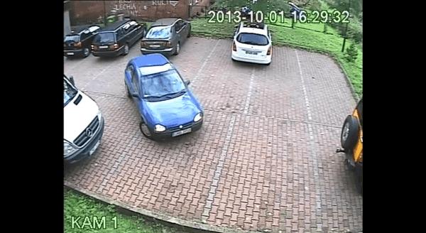Montags ausparken - lieber nicht