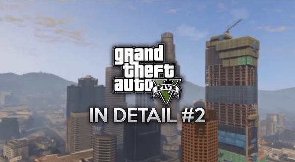 Noch mehr Details in GTA 5, die euch gar nicht aufgefallen sind | Nerd-Kram | Was is hier eigentlich los?