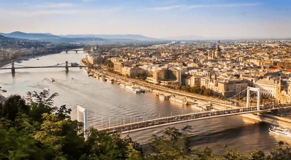 Timelapse: Budapest