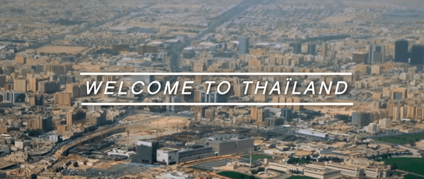 Welcome to Thailand | Awesome | Was is hier eigentlich los? | wihel.de