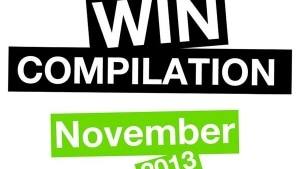 Win-Compilation im November 2013 – Powered by WIHEL und langweiledich.net | Win-Compilation | Was is hier eigentlich los? | wihel.de