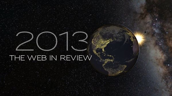 2013 - The web in reveiw