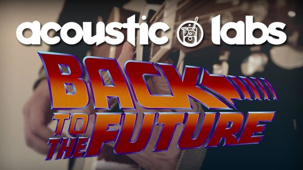 Das Back to the Future-Theme als Acoustic-Version | Musik | Was is hier eigentlich los?