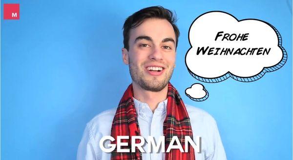 Fröhliche Weihnachten in 24 Sprachen | Was gelernt | Was is hier eigentlich los? | wihel.de