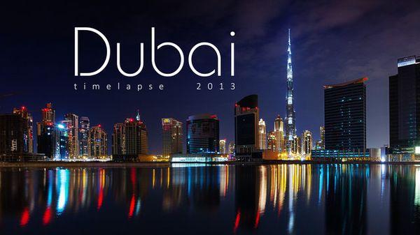Timelapse: Dubai 2013