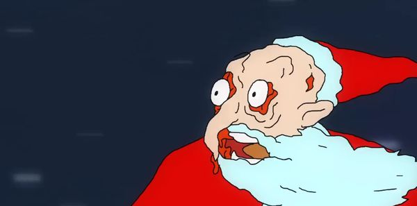 Warum es gar keinen Weihnachtsmann geben kann