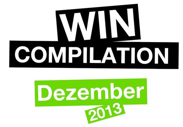 Win-Compilation im Dezember 2013