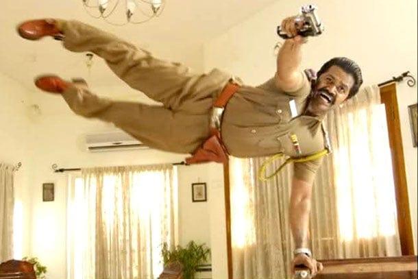 Ein paar wirklich abgedrehte Szenen aus Bollywood-Filmen