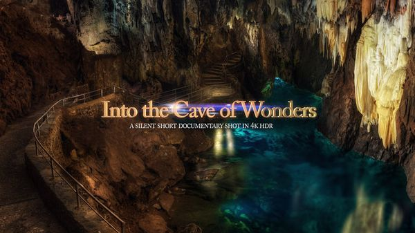 Into the Cave of Wonders [4k HDR short documentary] | Awesome | Was is hier eigentlich los?