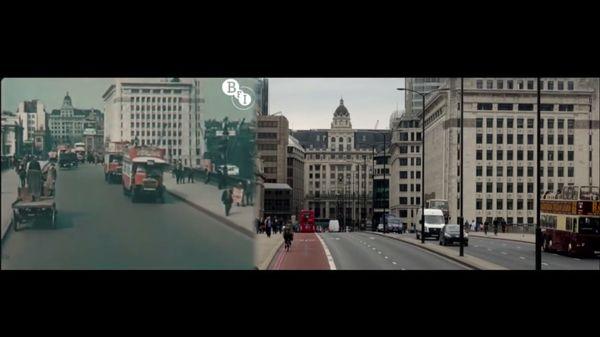 London 1927 und 2013 in einem Film | Awesome | Was is hier eigentlich los? | wihel.de