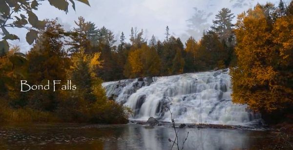Timelapse: Bond Falls time lapse Ontonagon County, Michigan | Timelapse | Was is hier eigentlich los? | wihel.de