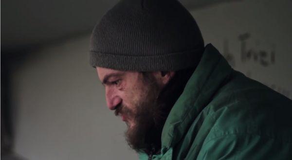 Ein Obdachloser und seine Geschichte | Geschichten aus'm Alltag | Was is hier eigentlich los?