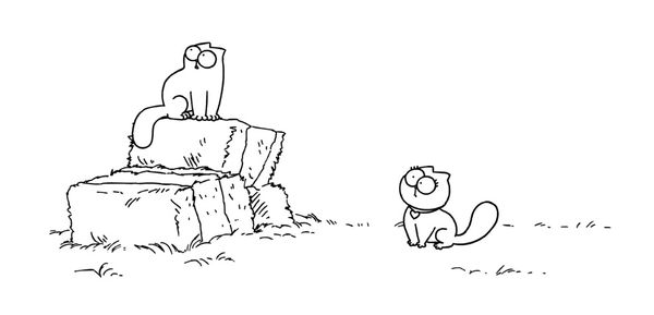 Simon's Cat - Smittens | Animation | Was is hier eigentlich los? | wihel.de