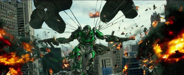 Trailer: Transformers 4