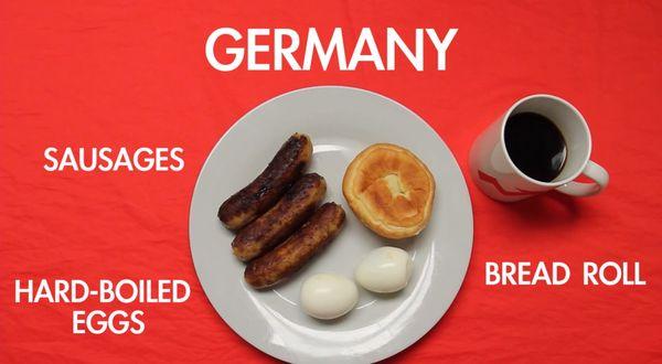 Was die Welt zum Frühstück ist | Was gelernt | Was is hier eigentlich los? | wihel.de