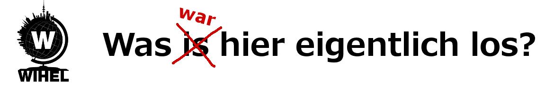 Das Spannendste aus KW15 / 2014 | Bloggerei | Was is hier eigentlich los? | wihel.de