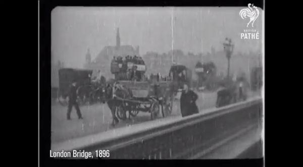London, so um 1890 rum | Geschichten aus'm Alltag | Was is hier eigentlich los? | wihel.de