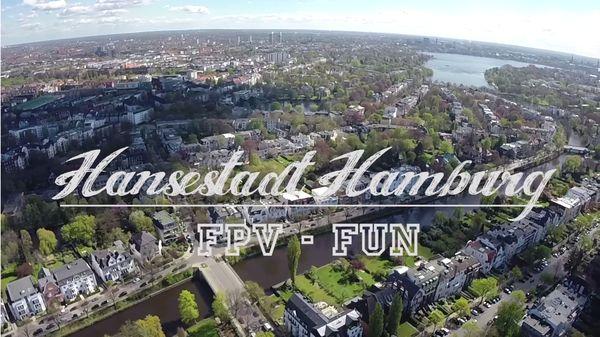 Mit der Drohne über Hamburg | Travel | Was is hier eigentlich los? | wihel.de