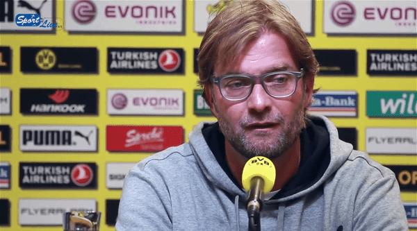 Best of Jürgen Klopp auf der Pressekonferenz - 2013/2014