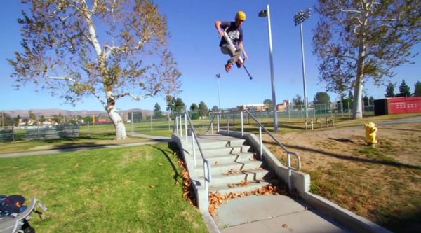 Extreme Pogo Stick Parkour | Awesome | Was is hier eigentlich los?