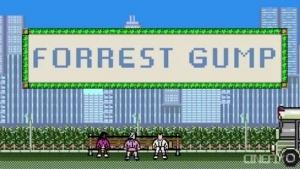 Forrest Gump in der 8-Bit-Version | Kino/TV | Was is hier eigentlich los? | wihel.de