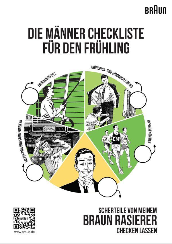 Gewinnspiel: Der Braun Series 7 Rasierer, der Braun CoolTec CT4s und die Männercheckliste für den Frühling | Gadgets | Was is hier eigentlich los? | wihel.de
