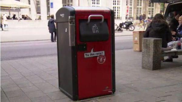 Oh man Hamburg - Die neuen Mülleimer sind da | WTF | Was is hier eigentlich los? | wihel.de