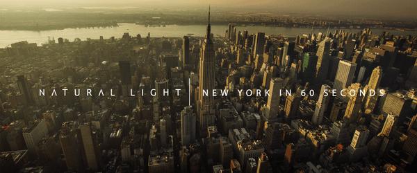Timelapse: New York in 60 Sekunden