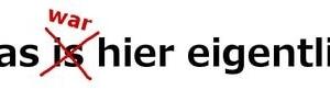 Und das wär dann der merkwürdigste Wahl-Spot zur Europawahl | WTF | Was is hier eigentlich los?
