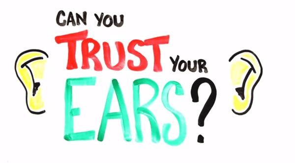 Akustische Illusionen - Wie ihr mit den Augen hört | Was gelernt | Was is hier eigentlich los? | wihel.de