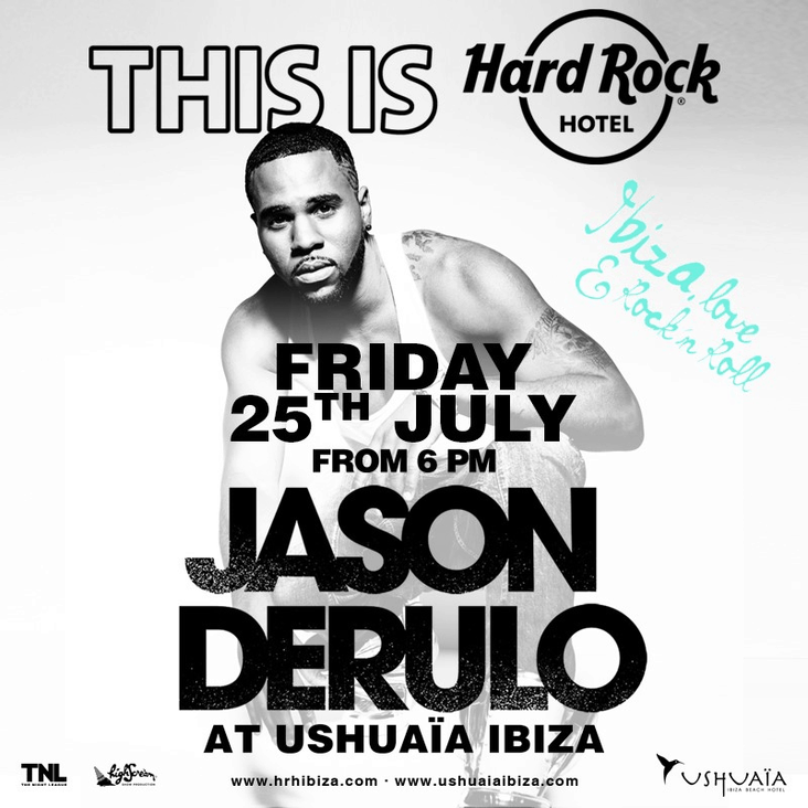 Sponsored: Das Hard Rock Hotel Ibiza